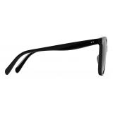 Céline - Oversized S022 Sunglasses in Acetate - Black - Sunglasses - Céline Eyewear