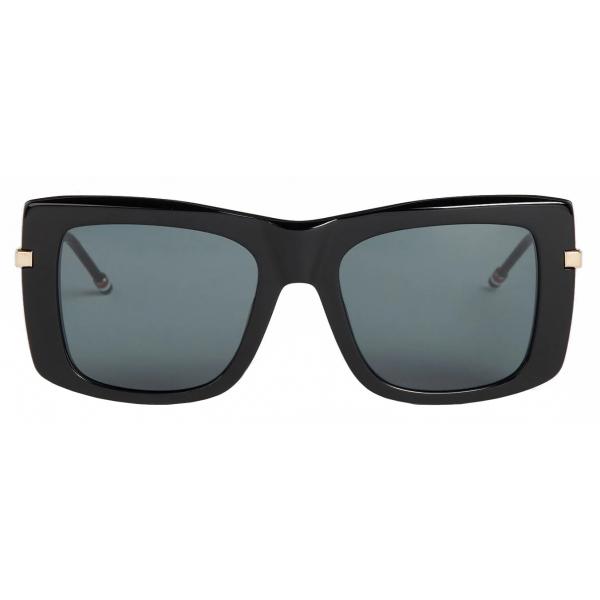 Thom Browne - Black Iron Persol Sunglasses - Thom Browne Eyewear