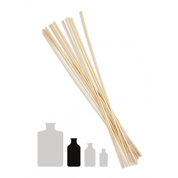 Farmacia SS. Annunziata 1561 - White Sticks 40 cm - Ancient Florence
