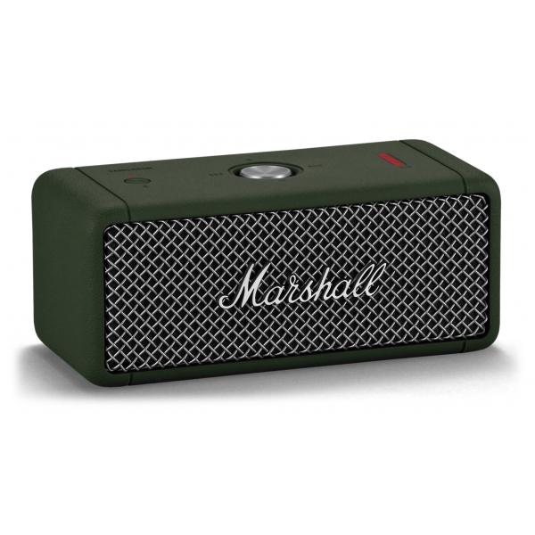 Marshall - Emberton - Foresta - Bluetooth Speaker Portatile - Altoparlante Iconico di Alta Qualità Premium Classico