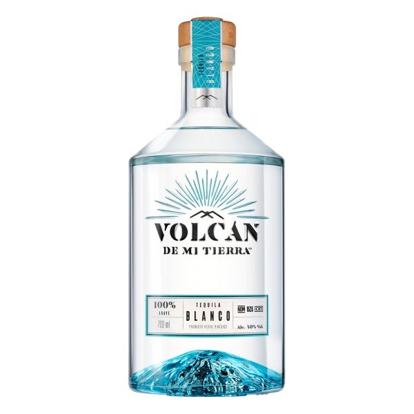 Volcán de mi Tierra - Blanco - Superpremium Tequila - Exclusive Luxury Limited Edition - 700 ml