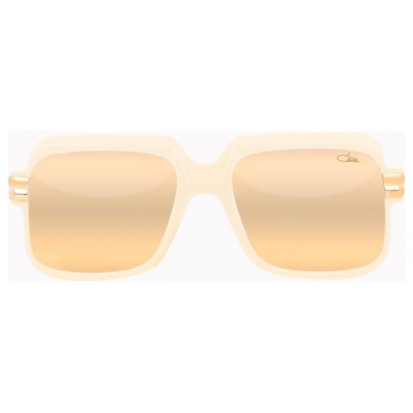 Cazal - Vintage 607/3 - Legendary - Cream Gold - Sunglasses - Cazal Eyewear