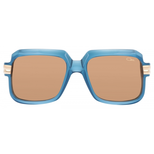 Cazal - Vintage 607/3 - Legendary - Blue Bronze - Sunglasses - Cazal Eyewear