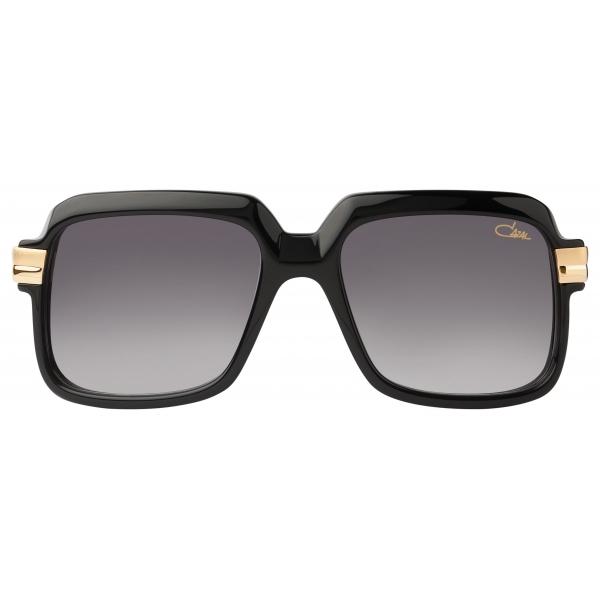 Cazal - Vintage 607/3 - Legendary - Black Grey - Sunglasses - Cazal Eyewear