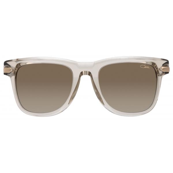 Cazal - Vintage 8041 - Legendary - Brown Crystal Green - Sunglasses - Cazal Eyewear