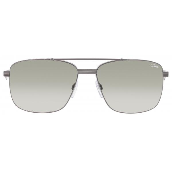 Cazal - Vintage 9101 - Legendary - Gunmetal Green - Sunglasses - Cazal Eyewear