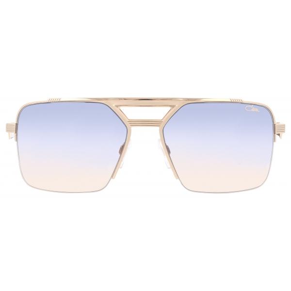 Cazal - Vintage 9102 - Legendary - Gold Brown - Sunglasses - Cazal Eyewear