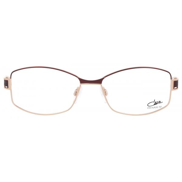 Cazal - Vintage 1260 - Legendary - Bordeaux - Optical Glasses - Cazal Eyewear