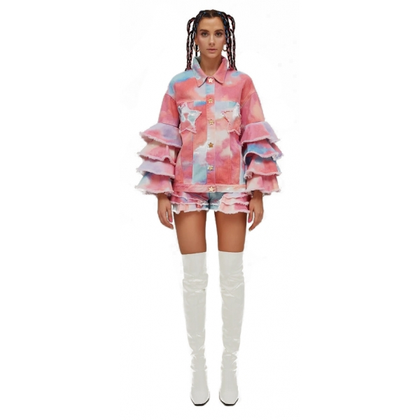 Teen Idol - Saturno Jacket - Multicolor - Giacche - Teen-Ager - Luxury Exclusive Collection
