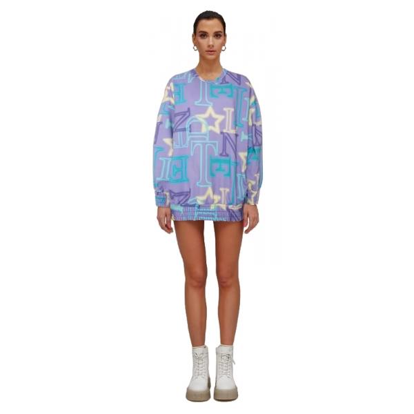 Teen Idol - Giove Sweatershirt - Lilac - Sweatshirts - Teen-Ager - Luxury Exclusive Collection