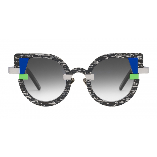 Potrait Eyewear - Charlotte Television (C.03) - Sunglasses - Handmade in Italy - Exclusive Luxury Collection