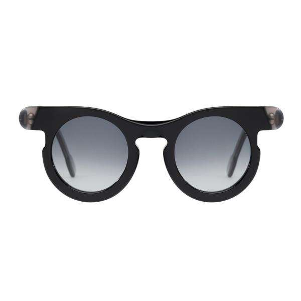 Potrait Eyewear - Lori Black (C.01) - Sunglasses - Handmade in Italy - Exclusive Luxury Collection