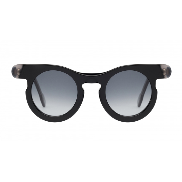 Potrait Eyewear - Lori Nero (C.01) - Occhiali da Sole - Realizzati a Mano in Italia - Exclusive Luxury Collection