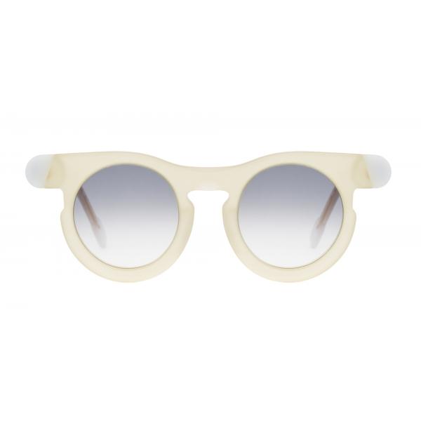 Potrait Eyewear - Lori Giallo (C.04) - Occhiali da Sole - Realizzati a Mano in Italia - Exclusive Luxury Collection