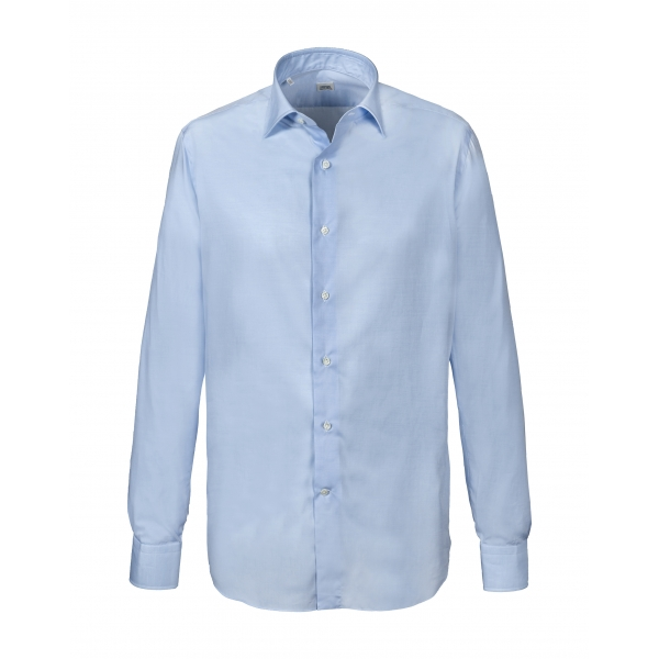 Alessandro Gherardi - Long Sleeve Shirt - Heavenly - Shirt - Handmade in Italy - Luxury Exclusive Collection