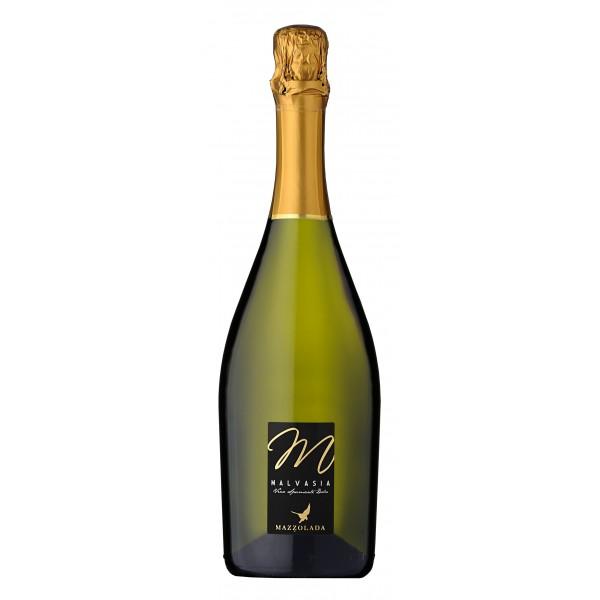 Mazzolada - Malvasia Spumante Dolce - Vino Spumante di Qualità del Tipo Aromatico