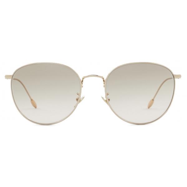 Giorgio Armani - Panthos Shape Women Sunglasses - Pale Gold - Sunglasses - Giorgio Armani Eyewear