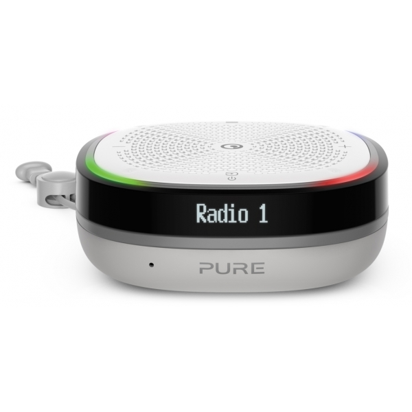 Pure - StreamR Splash - Stone Grey - Smart Radio - High Quality Digital Radio