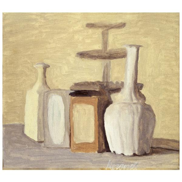 Exclusive Art - Giorgio Morandi - Vasi e Bottiglie - Installazione