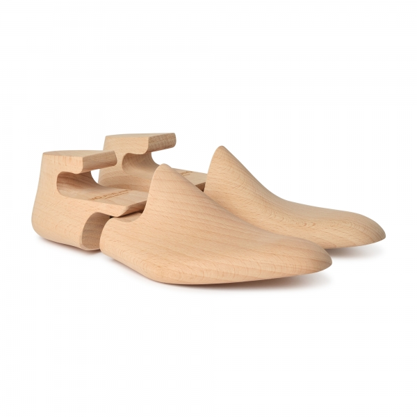 Viola Milano - Natural Wooden Shoe Trees - Handmade in Italy - Luxury Exclusive Collection
