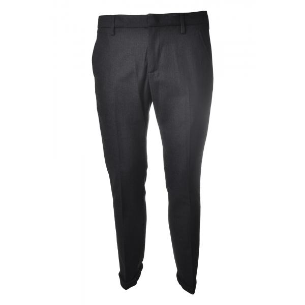 Dondup - Pantalone Modello Gaubert - Blu - Pantalone - Luxury Exclusive Collection