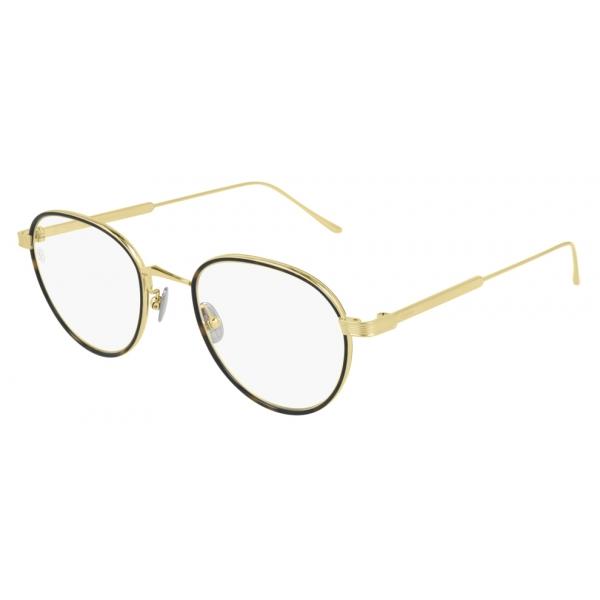 Cartier - Occhiali da Vista CT02500 - Oro - Cartier Eyewear