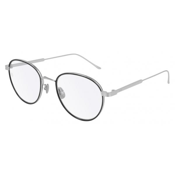 Cartier - Occhiali da Vista CT0250O - Argento - Cartier Eyewear