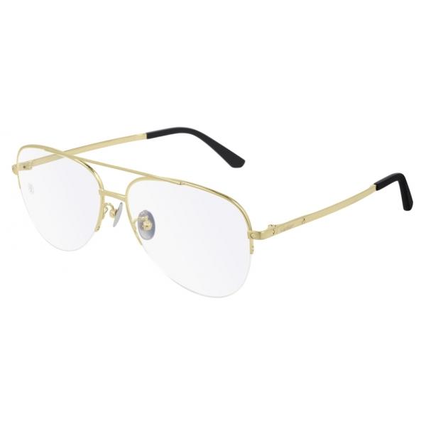 Cartier - Occhiali da Vista CT0256O - Oro - Cartier Eyewear