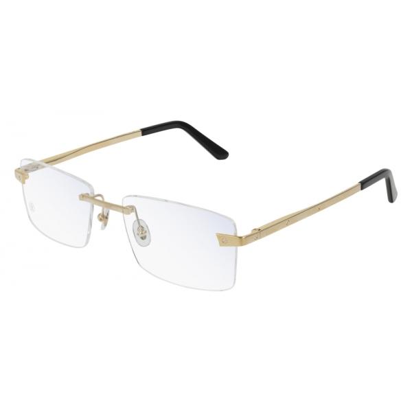 Cartier - Occhiali da Vista CT0167O - Oro - Cartier Eyewear