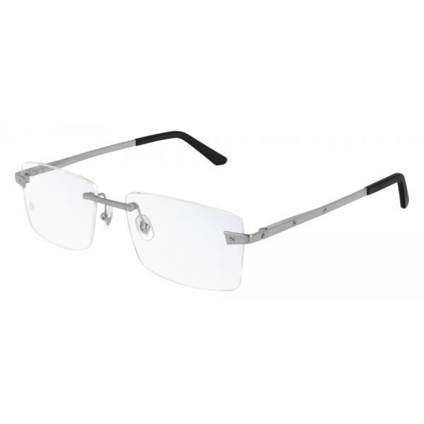 Cartier - Occhiali da Vista CT0167O - Argento - Cartier Eyewear