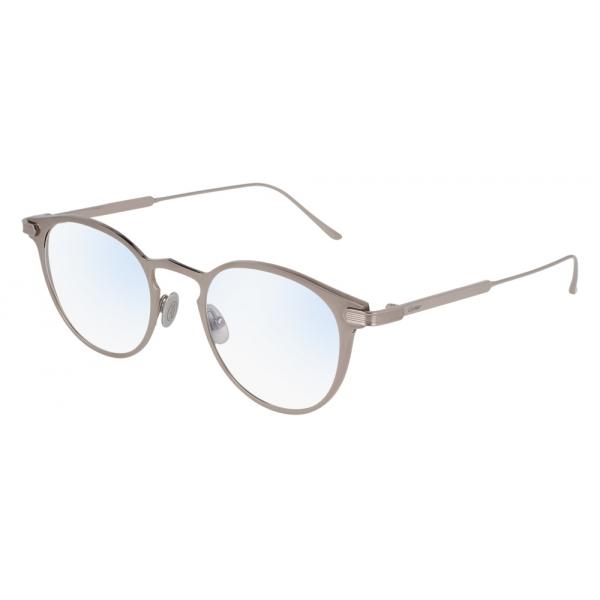 Cartier - Occhiali da Vista CT0021O - Rutenio - Cartier Eyewear
