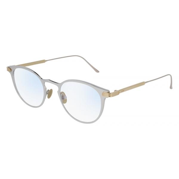 Cartier - Occhiali da Vista CT0021O - Argento - Cartier Eyewear