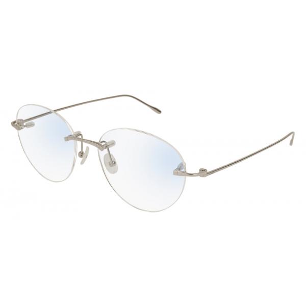 Cartier - Occhiali da Vista CT0094O - Argento - Cartier Eyewear