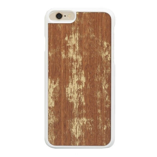 Wood'd - Oro Mahogany Cover - iPhone 8 / 7 - Cover in Legno - Vintage Collection