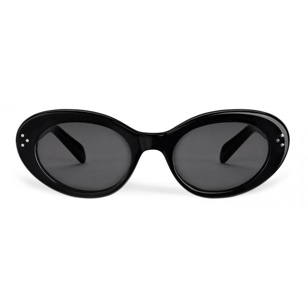Céline - Occhiali da Sole Cat Eye S193 in Acetato - Nero - Occhiali da Sole - Céline Eyewear
