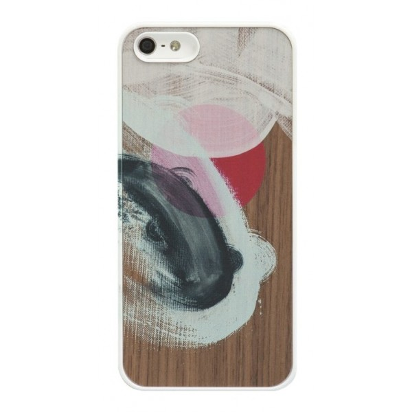 Wood'd - Tela Due Cover - iPhone 8 / 7 - Cover in Legno - Canvas Collection