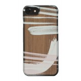 Wood'd - Tela Sei Cover - iPhone 8 / 7 - Cover in Legno - Canvas Collection