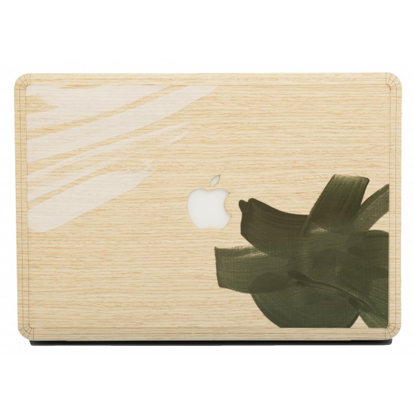 Wood'd - Tela Quattro Skin - MacBook - Wooden Skin - Canvas Collection