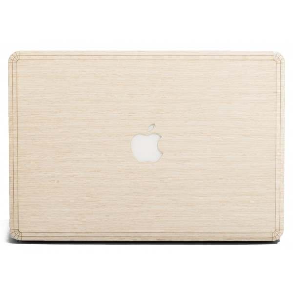 Wood'd - Skin Frassino - MacBook - Skin Legno - Classic Collection