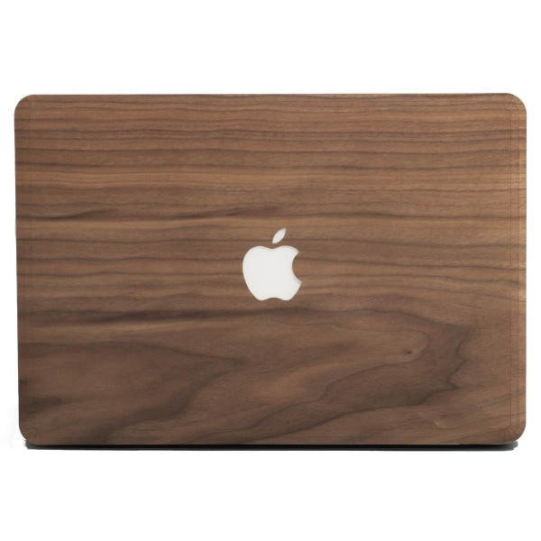 Wood'd - Walnut Skin - MacBook - Wooden Skin - Classic Collection