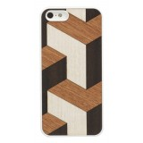 Wood'd - Tumble Cover - iPhone 8 / 7 - Cover in Legno - Classic Collection