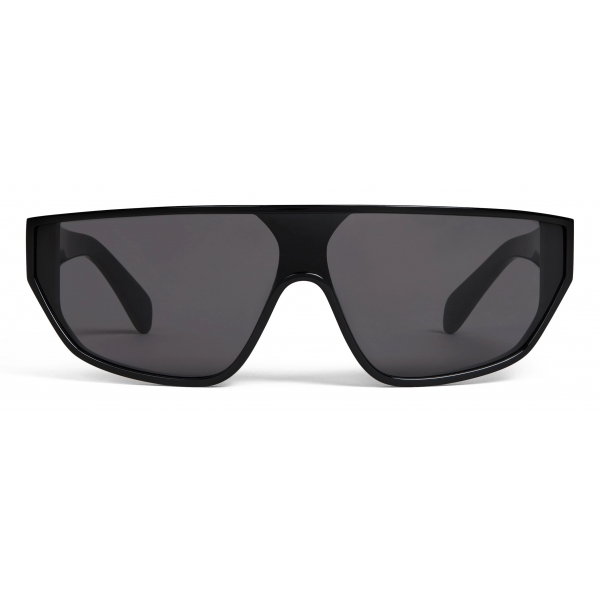 Céline - Black Frame 32 Sunglasses in Acetate - Black - Sunglasses - Céline Eyewear