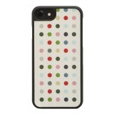Wood'd - Colored Pois Cover - iPhone 8 / 7 - Cover in Legno - Classic Collection