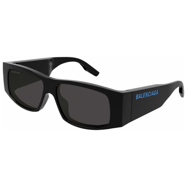 Balenciaga - Occhiali da Sole con Luci Led - BB0100S 001 - Limited Edition - Nero - Occhiali da Sole - Balenciaga Eyewear