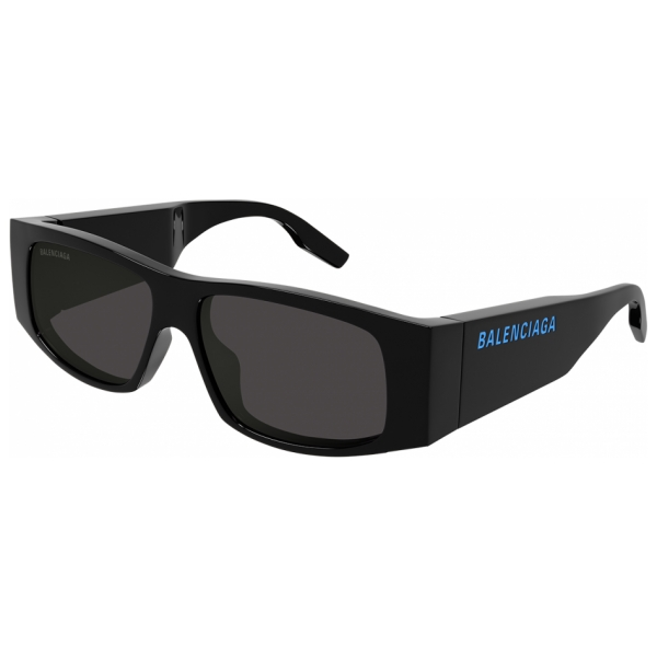 Balenciaga - Sunglasses with Led Lights - BB0100S 001 - Limited Edition - Black - Sunglasses - Balenciaga Eyewear