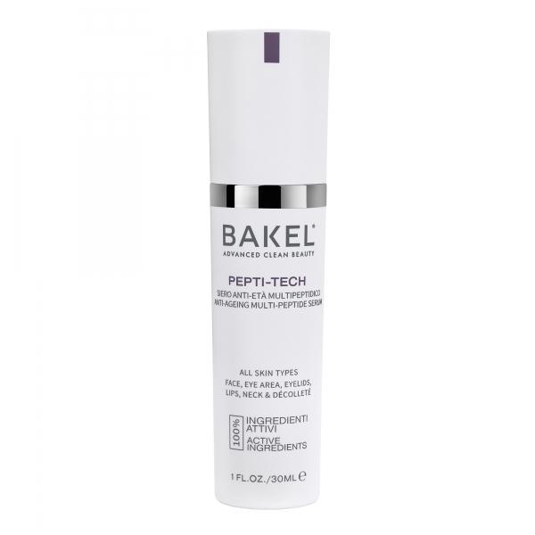 Bakel - Pepti - Tech - Siero Anti Siero Anti-Età Multi-Peptidico - Anti-Ageing - Cosmetici Luxury