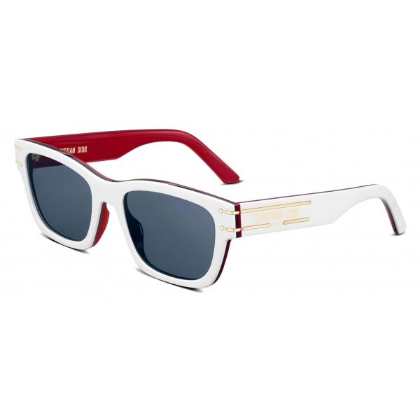 Dior - Occhiali da Sole - DiorSignature S3U DiorAlps - Blu Bianco Rosso - Dior Eyewear