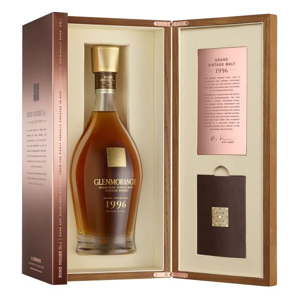 Glenmorangie - Grand Vintage Malt - 1996 - Astucciato - Whisky - Exclusive Luxury Limited Edition - 700 ml