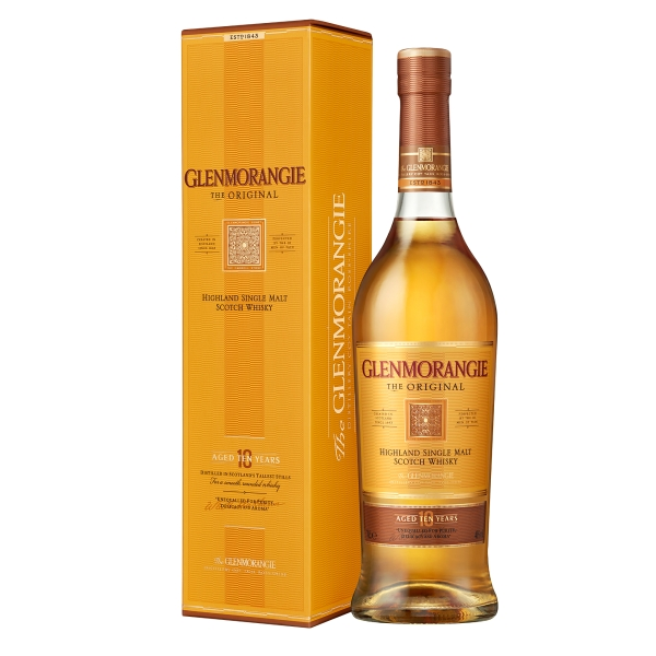 Glenmorangie - Original - 10 Years Old - Boxed - Whisky - Exclusive Luxury Limited Edition - 700 ml