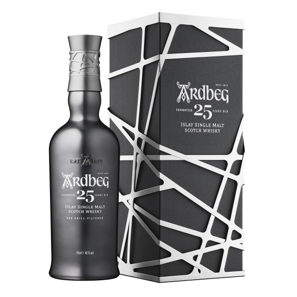 Ardbeg - 25 Years Old - Boxed - Whisky - Exclusive Luxury Limited Edition - 700 ml